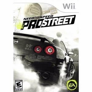Need For Speed Wii : need for speed prostreet wii ~ Jslefanu.com Haus und Dekorationen
