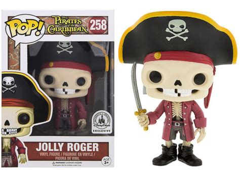 New Disney Parks Exclusive Pirates Of The Caribbean Jolly