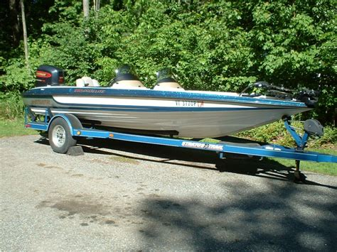 Stratos Elite Boats by 1998 Stratos 285 Pro Elite Bass Boat Vermont Colchester