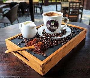 Cafe Latte – Beanleaf Coffee and Tea – Food Photography – Sumastre Photography