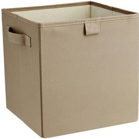Closetmaid Storage Baskets - closetmaid premium storage bins taupe walmart