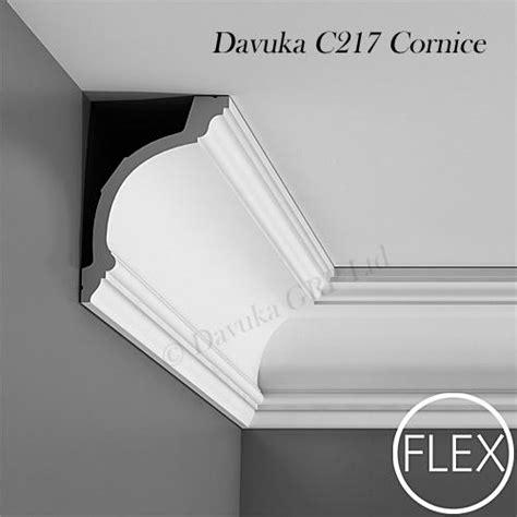 Classic Cornice by Davuka Classic Cornice C217