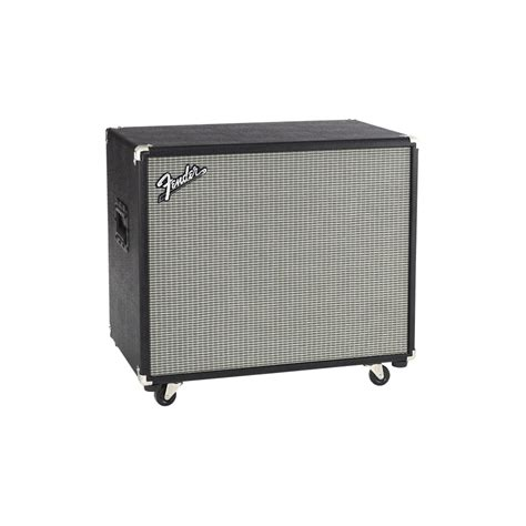 fender bassman cabinet 1x15 fender bassman 115 neo 1x15 bass cabinet black silver