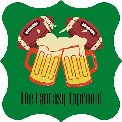 Fantasy Taproom Bills Buffalo Football Paper Steelers
