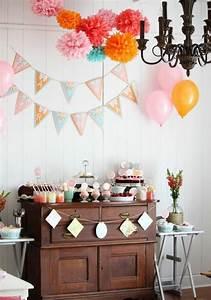 Deco Anniversaire Adulte : la d coration anniversaire adulte en 60 magnifiques photos ~ Melissatoandfro.com Idées de Décoration