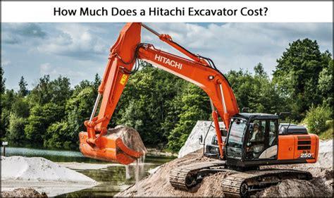 hitachi excavator prices  hitachi excavator  sale     hitachi full sized