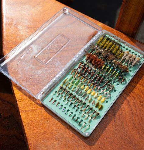 tacky fly box slit foam silicon fly box  tacky