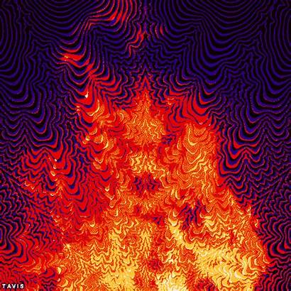 Bonfire Psychedelic Salvia Trance Called Arttuesday Artists