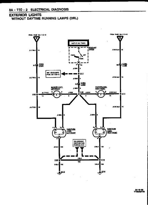 gm headlight switch wiring diagram 34 wiring diagram