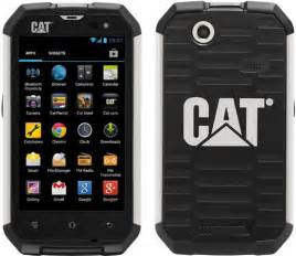 this is the cat ultra rugged and waterproof android phone
