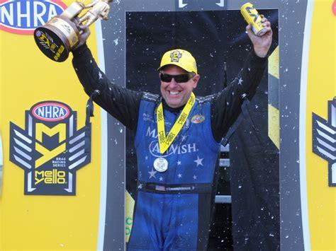Johnson, Jr. Claims Funny Car Victory At Thunder Valley