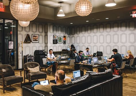 WeWork: Real Estate Empire, or Shared Office Space for a