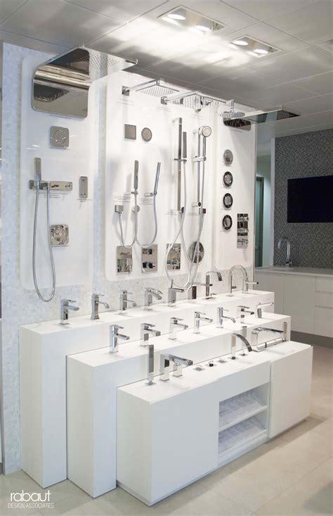 Bathroom Design Stores by Porcelanosa Showroom By Rabaut Design Associates