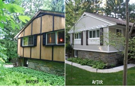 mobile home remodels before and after more before
