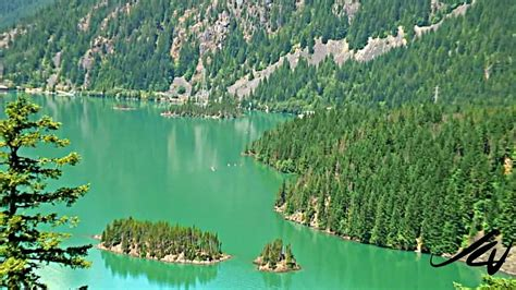 top  north america scenic drives washington state