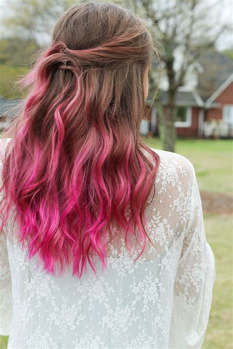 Dyed Hairstyles by Img 2206 In 2019 Me Dyed Hair Balayage Hair Hair Styles