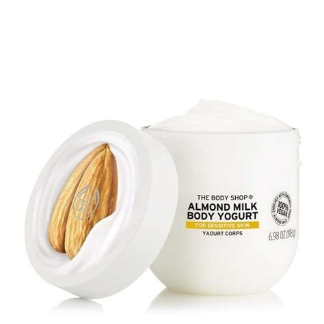 almond milk yoghurt the shop
