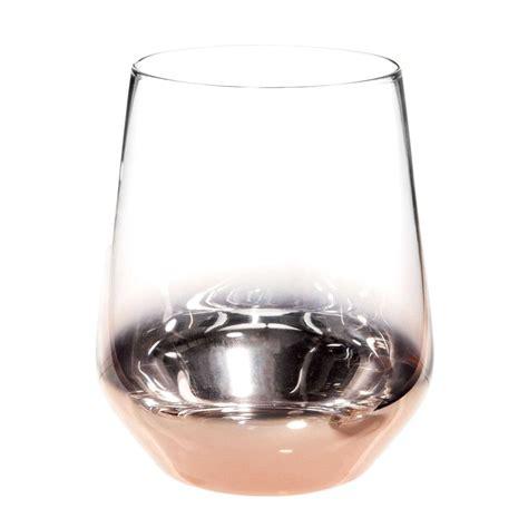 Bicchieri Maison Du Monde by Bicchiere In Vetro Cooper Maisons Du Monde