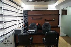 Director's Cabin / Chamber: with 2+3 Seating Arrangement ...