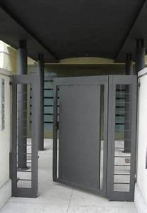 Gartentor Edelstahl Modern : metall gartentor la maestria gartentor pinterest pergolas and gates ~ Orissabook.com Haus und Dekorationen