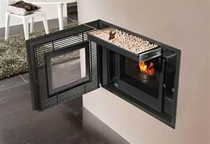 Kit Facade Pour Poêles A Pellets : inserti a pellet stufe ~ Premium-room.com Idées de Décoration