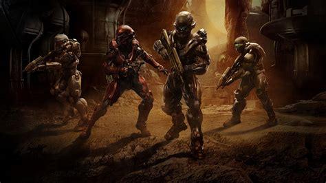hd wallpaper halo  squad invasion