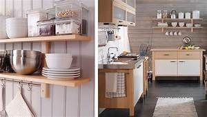 200 euros pour rendre ma cuisine scandinave for Idee deco cuisine avec meuble en bois scandinave