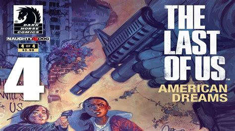 Let´s View The Last Of Us American Dreams Comic 4 Von