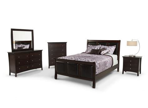 providence  piece queen bedroom set providence bedroom collections bedroom bobs