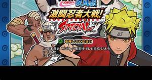 Download Save Game Naruto Gekitou Ninja Taisen Special