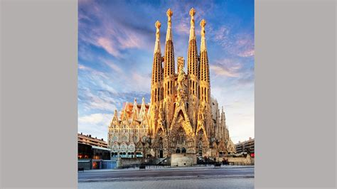 Barcelona: Neunmal UNESCO-Weltkulturerbe - Südeuropa ...