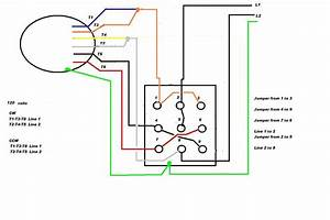 Single Phase Forward Reverse Motor Wiring Diagram  1  With