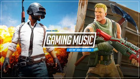 gaming pubg trap dubstep fortnite music mix