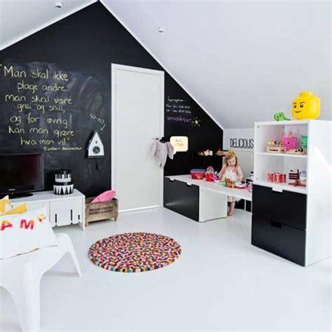 decoration des chambres des filles meuble rangement enfant ikea stuva