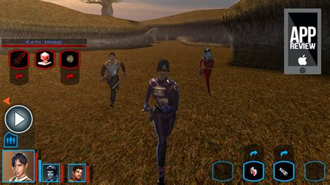 App Review: Star Wars: Knights Of The Old Republic Returns ...