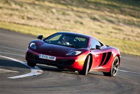 2012 McLaren MP4 12C GT3 Race - NEWS HOT CAR