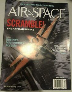 Air & Space Smithsonian Magazine March 2019 | eBay