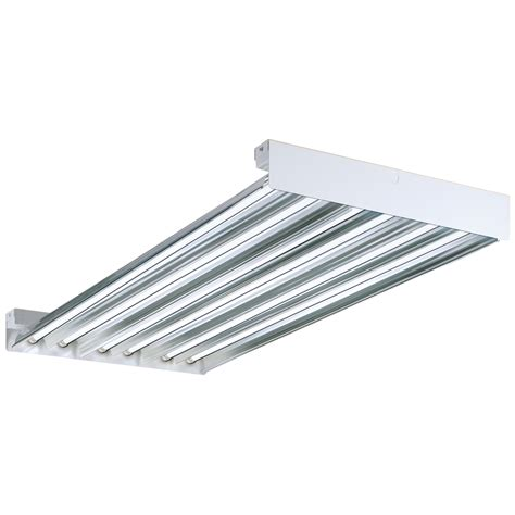 fluorescent lighting t5ho i beam style high bay