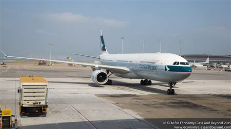 Airplane Art Cathay Pacific Airbus A330 300 Economy