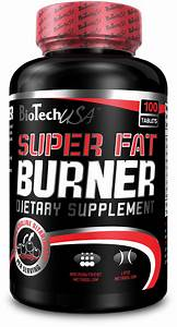 Super Fat Burner 2 0 - Biotech Usa