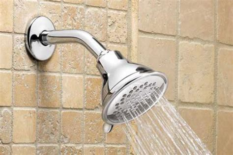 Shower Turns But No Water - low flow showerheads best low flow shower heads houselogic