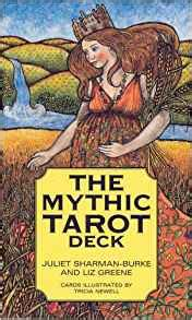 mythic tarot deck book set mythic tarot deck tricia newell 9780712630023