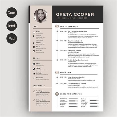11187 creative marketing resume templates best 20 marketing resume ideas on resume