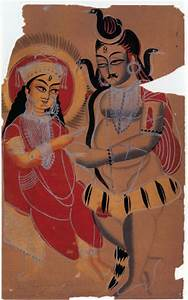 Expedition Magazine | Kalighat Paintings from Nineteenth ...