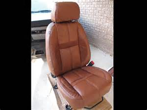 cat skin leather finished seat photo 19