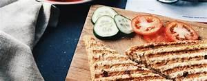 Brotbackautomat Ohne Loch : ziegenk se sandwich mit tomaten rezept f r den sandwichtoaster ~ Frokenaadalensverden.com Haus und Dekorationen