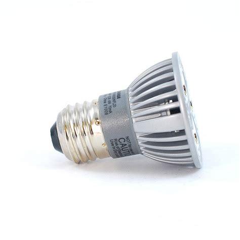 osram sylvania 4w 120v par16 nfl20 3000k led bulb