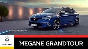 Der Neue Renault Megane Grandtour