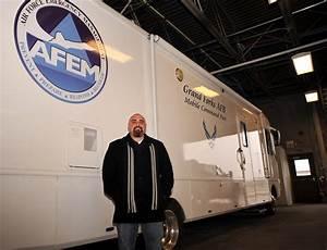 Warrior of the Week: Shawn Leach > Grand Forks Air Force ...