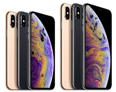 les iphone xs et xs max sont d 233 sormais officiels